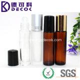 10ml de amberFlessen van het Parfum van het Glas met Broodje op de Bal van het Metaal