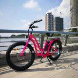 26pulgadas bicicleta eléctrica para la dama de uso