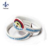 Wristband силикона подарка промотирования с изготовленный на заказ логосом