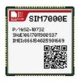 4G certificato del FCC Ptcrb RoHS di sostegno di sostegno B2/B4/B5/B17 UMTS/HSDPA/HSPA+ B2/B5 del modulo SIM7100A