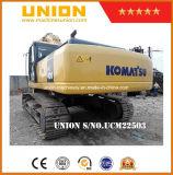 Cavador hidráulico de la correa eslabonada del excavador de la correa eslabonada de KOMATSU PC400-7