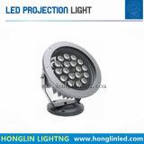 Riflettore esterno dell'indicatore luminoso del giardino di illuminazione 12W IP65 LED del LED per il paesaggio