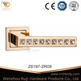 Maniglia del Governo della leva del portello di serratura di prezzi della fabbrica di Wenzhou buona (Z6192-zr17)
