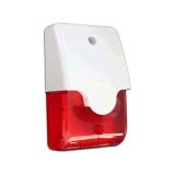 D'intérieur/sirène optique de câble/sans fil extérieur pour le système d'alarme