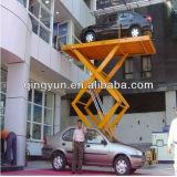سيارة مرأب سيارة يقصّ مصعد ذاتيّ اندفاع مصعد