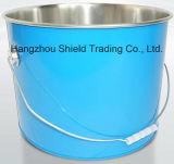 페인트를 위한 17L 배럴 주석 금속 물통