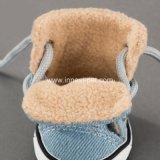 Schoenen van de Hond van de Levering van het Product van het huisdier de Leuke, de Warme Schoenen van de Laarzen van het Huisdier