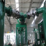 プロセス不用なオイルの蒸留プラントへの再精錬