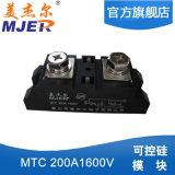 SCR Thyristor Mtc 200A 1600V type-2 van de Module