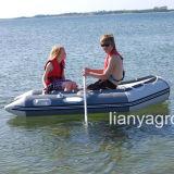 Liya 8 Personen-China-aufblasbares Boots-Rudersport-Boots-Tender-Schlauchboot