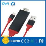 Освещать к кабелю HDMI a/V High-Definition