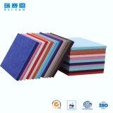 Qualité neuve de puits d'écran antibruit de fibre de polyester