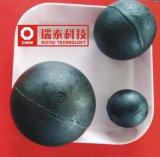 Bola de pulido de acero aleada Cr8 de los media para la explotación minera