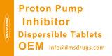 Tablettes dispersibles Westren Pharma d'inhibiteur de pompe de proton