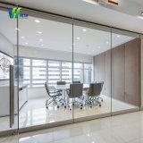 Ontruim de Aangemaakte Muur van de Verdeling van het Glas met Ce/ISO9001/CCC