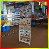 L - Подставка для баннера формы рекламы для установки внутри помещений