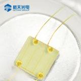 Verde esmeralda puro LED del alambre 1.2mil 1W 520-530nm del oro