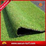 Paisaje 40mm de altura cuatro colores de la calidad de hierba artificial Hiqh