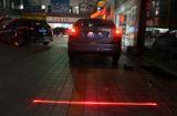 Anti nebbia a posteriori della coda di avvertenza di arresto che determina l'indicatore luminoso rosso del fascio laser del laser