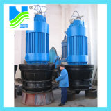 A bomba de hélice submergível com a escoamento axial/Misturado-Flui (ZQB/HQB)