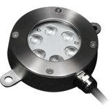 Indicatore luminoso impermeabile subacqueo della piscina di alto potere LED 24V IP68 18W LED