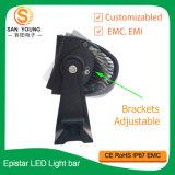 13 polegadas de alta qualidade EMC Protection LED Lighting Bar off Scania Truck