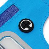 優れた連続した水和ベルト、iPhone、Samsungの移動式タッチ画面の袋のための安全なホールダー