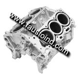 알루미늄 V6 엔진 블록은 주물을 정지한다