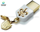 Marca personalizado 4 GB de unidade Flash USB 2.0 Memory Stick