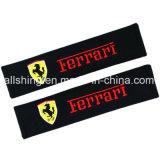 La cintura di sicurezza dell'automobile copre il poliestere di accoppiamenti dei rilievi di spalla per Ferrari