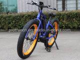 4.0 Fetter mittlerer Bewegungselektrisches Fahrrad des Gummireifen-350W mit Cer En15194