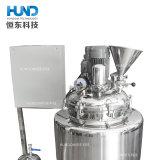 Vasija del Reactor depósito mezclador mezclador de mezcla de líquidos químicos