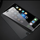 protetor superior da tela do vidro Tempered da borda 2.5D redonda para o iPhone