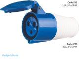 16A, 32A 3pin промышленное Couplier