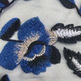 Applicazione del fiore del ricamo del merletto qualsiasi colore disponibile