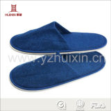 Hete Sale Cheap Custom SPA Pantoffel, Terry Disposable Hotel EVA Slipper