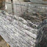 Het goedkope/Natuurlijke Witte Graniet van de Golf voor de Tegel van de Vloer/de Bekleding van de Muur