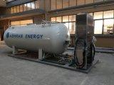 고품질 LPG 주유소 (LPG 미끄럼의 20cbm 10t)