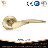 Ab 색깔 아연 합금 알루미늄 외부 문 기계설비 손잡이 (al101-zr05)