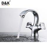 D&K Hot la vente de matériel sanitaire robinet en laiton chromé robinet du bassin