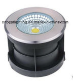 MAZORCA ligera 10W LED de Inground Uplight en IP67