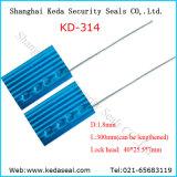 Puxe o cabo de reboque estanque 1,8 mm arame trava o veículo a vedação (KD-314)
