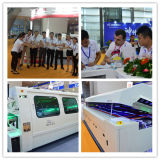 Picareta de alta velocidade de SMT Sumsung e diodo emissor de luz da máquina do lugar que faz a maquinaria