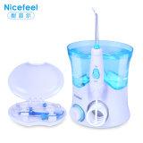 O projeto compato de Nicefeel conserva a água nova Flosser dental do espaço contrário