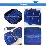 Solarzellen-Silikon-Oblate-würfelnde Ausschnitt-Maschine mit wartungsfreiem