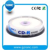 CD-R 700MB 52X del disco dello spazio in bianco di stampa in offset del pacchetto 50PCS