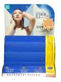Types de carton, papier d'affichage compteur cosmétiques Présentoir de vente au détail