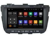 Rádio de carro Android para KIA Sorento 2013 com sistema de navegação de DVD GPS