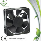 Neuer axialer Kugel-Thermostat-Kühlventilator des 120X120X38mm Temperaturregler Gleichstrom-zentrifugaler Kühlventilator-Dreiecks12v 1.6A PWM
