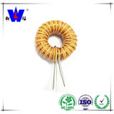 Cale de mode commun inducteur de bobine toroïdale de ferrite